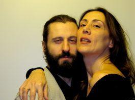 Carlo Loiudice e Sara Ercoli