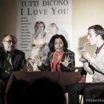 Alberto Fortuzzi, Susanna Capurso e Carlo Emanuele Esposito