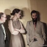 Alberto Fortuzzi, Sara Ercoli e Carlo Loiudice