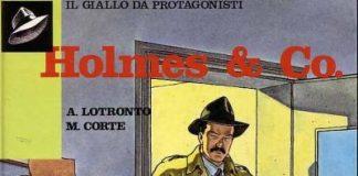 Holmes & Co. - Edizoni E. Elle - copertina