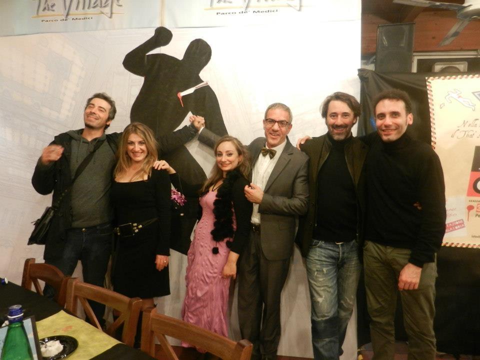 Cena con delitto al Warner Willage - Roma