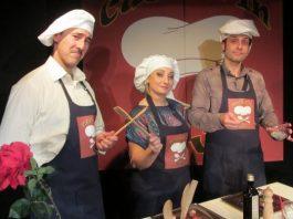 F. Odetto, M. Totino e C. Cecchetti